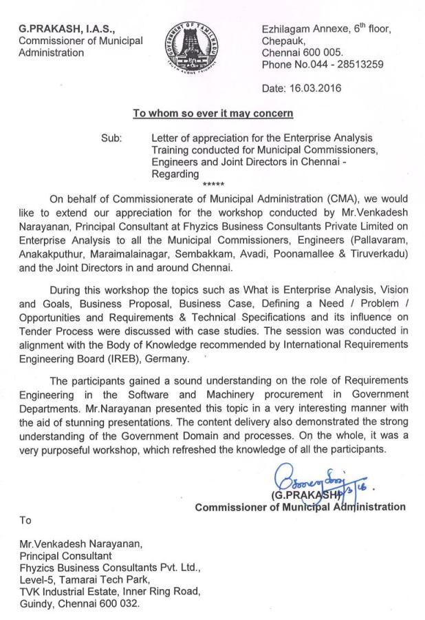 Business Analysis India 4